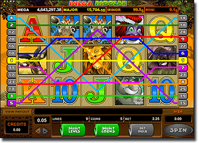Mega Moolah - Biggest Pokies Jackpot AUD Winnings